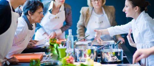 """Für Anne-Sophie Pic geht es jetzt mit der normalen Arbeit im Sternerestaurant und bei Kochshows weiter. Ihre Aussage zum Debakel? """"Die Zeit war noch nicht reif dafür."""" (Foto: Anne Sophie Pic Homepage)"""