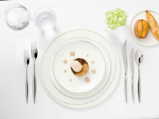 Gourmet-Essen aus der Kapsel? Einzig das Anrichten sollte dem Gastgeber noch überlassen bleiben. (Foto: justhungry)