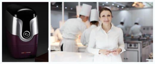 Ihr Name ist untrennbar mit der französischen Küche - und nun auch dem ChefCuisine - verbunden: Anne-Sophie Pic, die einzige Köchin Frankreichs mit 3 Michelin-Sternen. (Foto: cuisinetoutsimplement.fr)