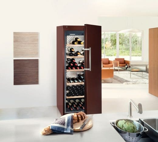 Der Weinklimaschrank: Kühler Luxus für daheim - KüchenDesignMagazin ...