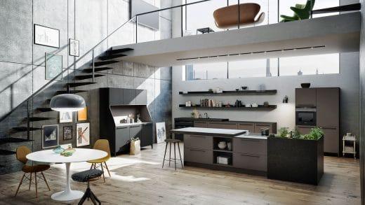 86 Jahre später sehen die Küchen anders aus - aber Qualität und die Liebe zum Detail sind geblieben. (Foto: SieMatic)