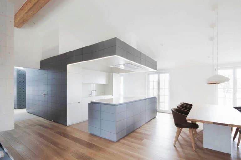 Ausgezeichnet Kleine Küche Renoviert Vor Und Nach Ideen - Küchen ...