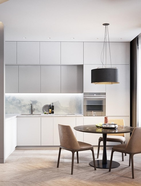 Kleine Küchen - KüchenDesignMagazin-Lassen Sie sich inspirieren