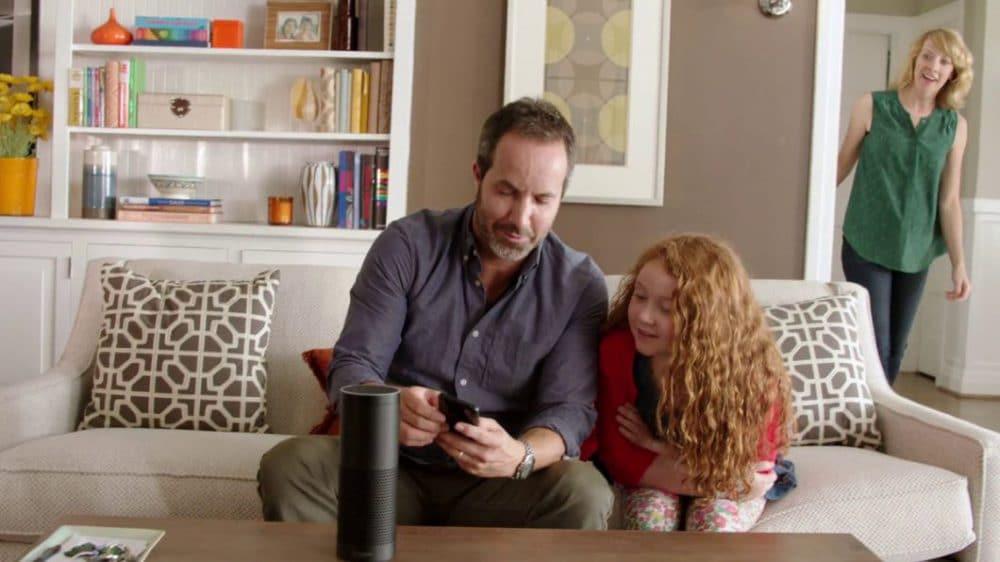 Deutsche Küchenhersteller kooperieren mit Amazons Sprachassistentin Alexa. Zeit, sich das kluge Gerät einmal näher anzusehen. (Foto: Amazon)