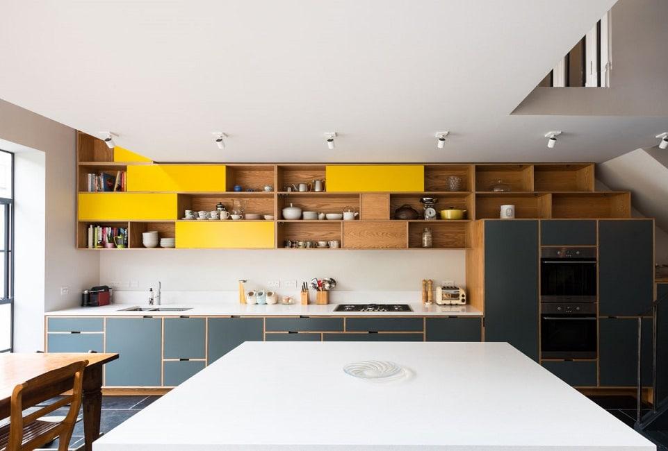 offene k chenregale k chendesignmagazin lassen sie sich inspirieren. Black Bedroom Furniture Sets. Home Design Ideas