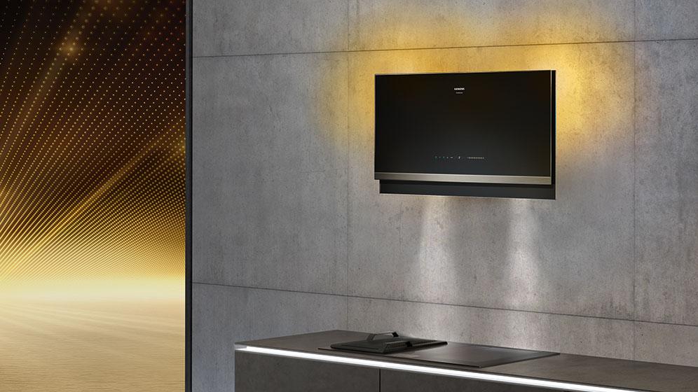 schwarze verf hrung die siemens blacksteel kollektion. Black Bedroom Furniture Sets. Home Design Ideas