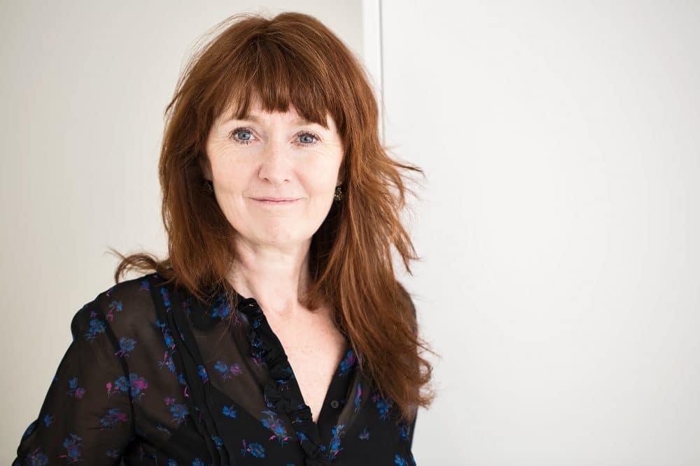 """Die Zukunfts- und Trendforscherin Oona Horx-Strathern warnt vor einer """"Verhausschweinung"""" der Gesellschaft: Das Smart Home würde Menschen fauler machen, so die Britin. (Foto: Strathern)"""
