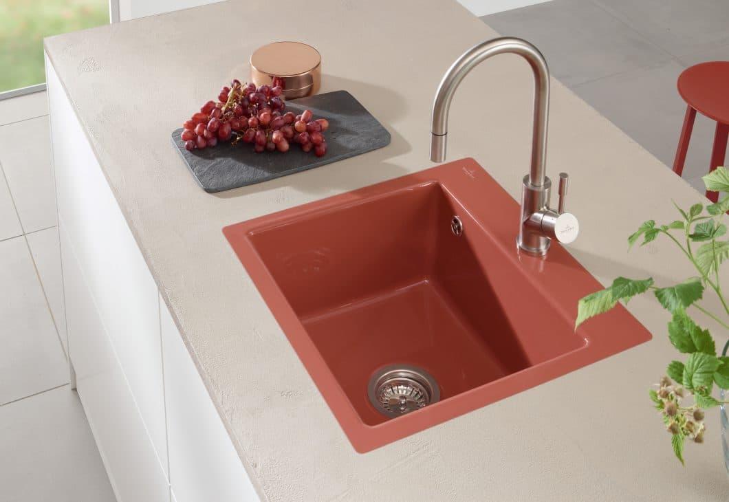 Intensive Farben, Die Sich An Den Jahreszeiten Orientieren Und Highlights  Im Küchenraum Setzen: Villeroy