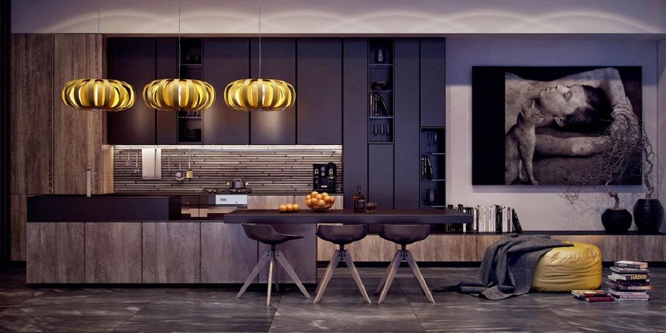 Küchenbeleuchtung - KüchenDesignMagazin-Lassen Sie sich inspirieren