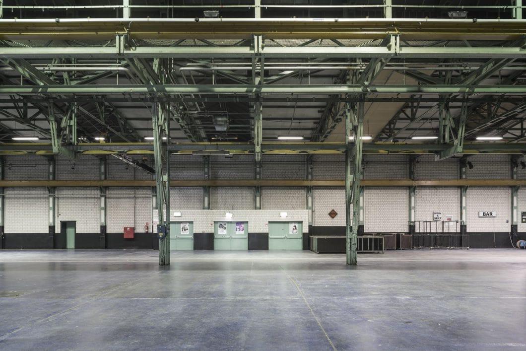 In der imposanten Stahlkonstruktion des Zeniths finden übers Jahr verteilt renommierte Rockkonzerte statt - im Mai 2018 wird die Halle, ebenso wie das Kesselhaus, Platz für offen konstruierte Messestände bieten. (Foto: trendfairs)