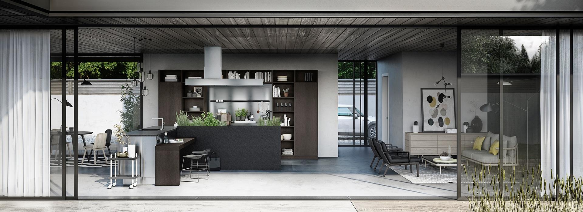 siematic by dross schaffer k chen gmbh k chendesignmagazin lassen sie sich inspirieren. Black Bedroom Furniture Sets. Home Design Ideas