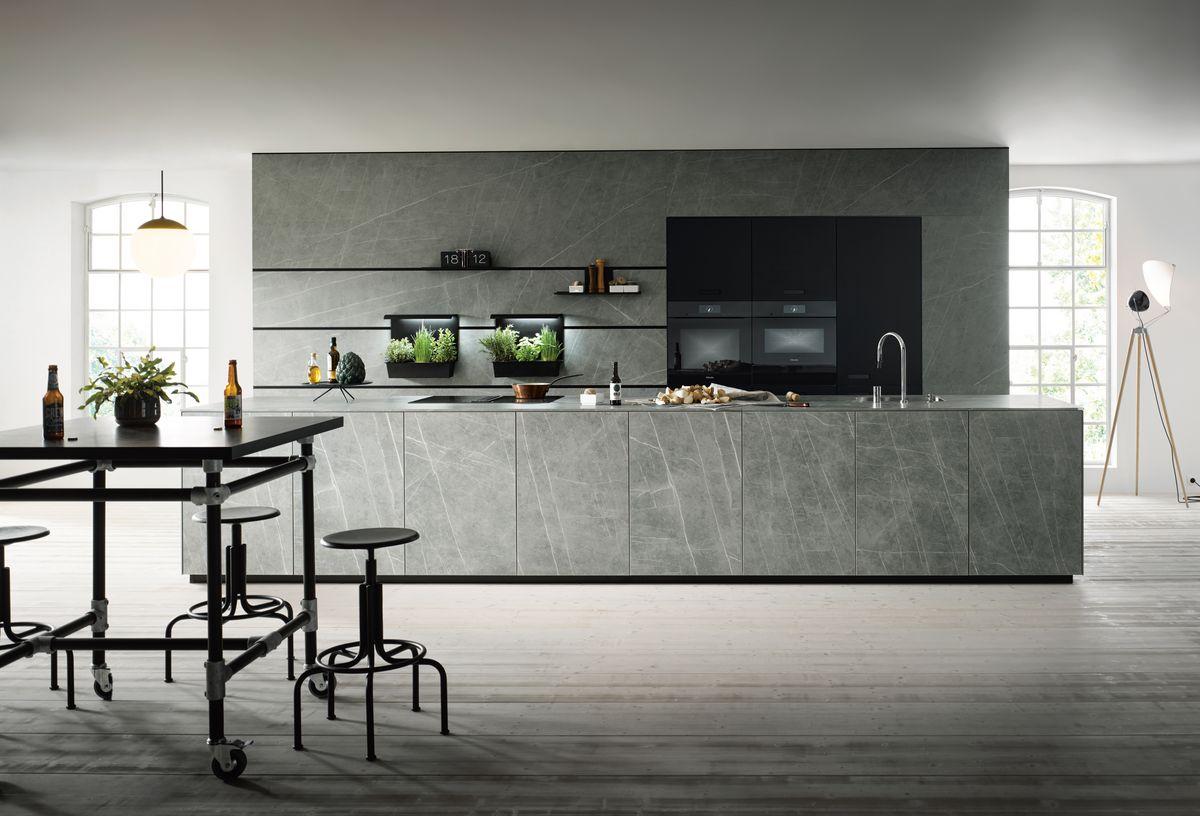 Stauraumtipps für die Küche: Paneelsystem von next125