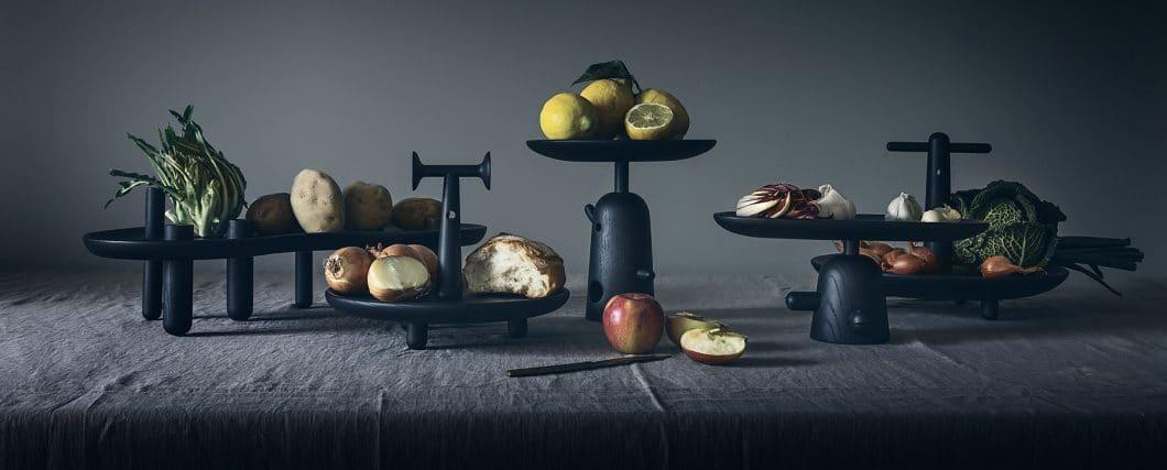 """Die Tischkollektion """"Réaction Poétique"""" von Cassina gleicht einem Kunstwerk des berühmten Architekten und Malers Le Corbusier. (Foto: Cassina)"""