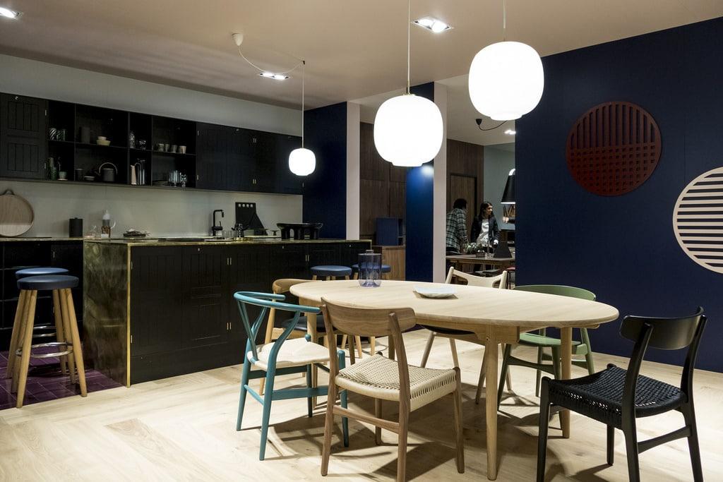 Auf der Eurocucina in Mailand, die der weltgrößten Designmesse Salone del Mobile angehört, werden neben Küchen- und Wohntrends auch hochwertige neue Technologien und Role Models vorgestellt. (Foto: Salone del Mobile)