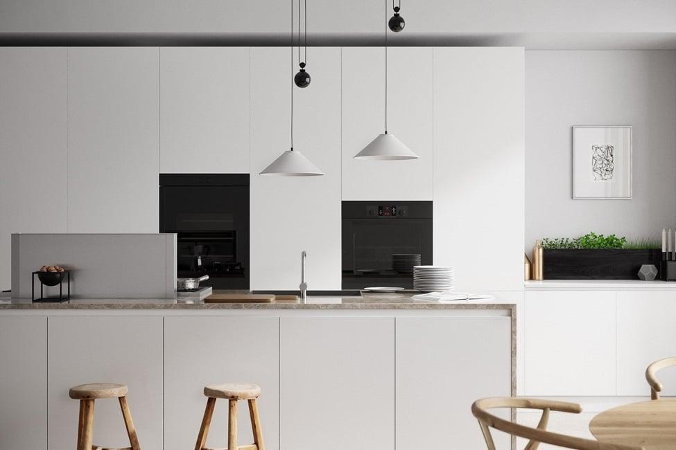 Atemberaubend Küchenschränke Direkt Bilder - Küchenschrank Ideen ...