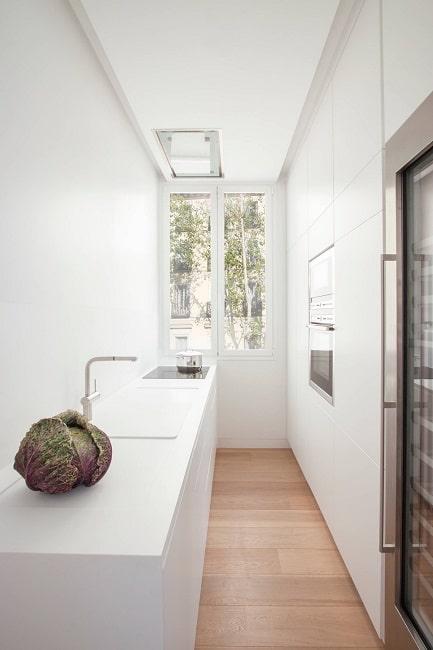 Minimalistische weiße Küchen - KüchenDesignMagazin-Lassen Sie sich ...