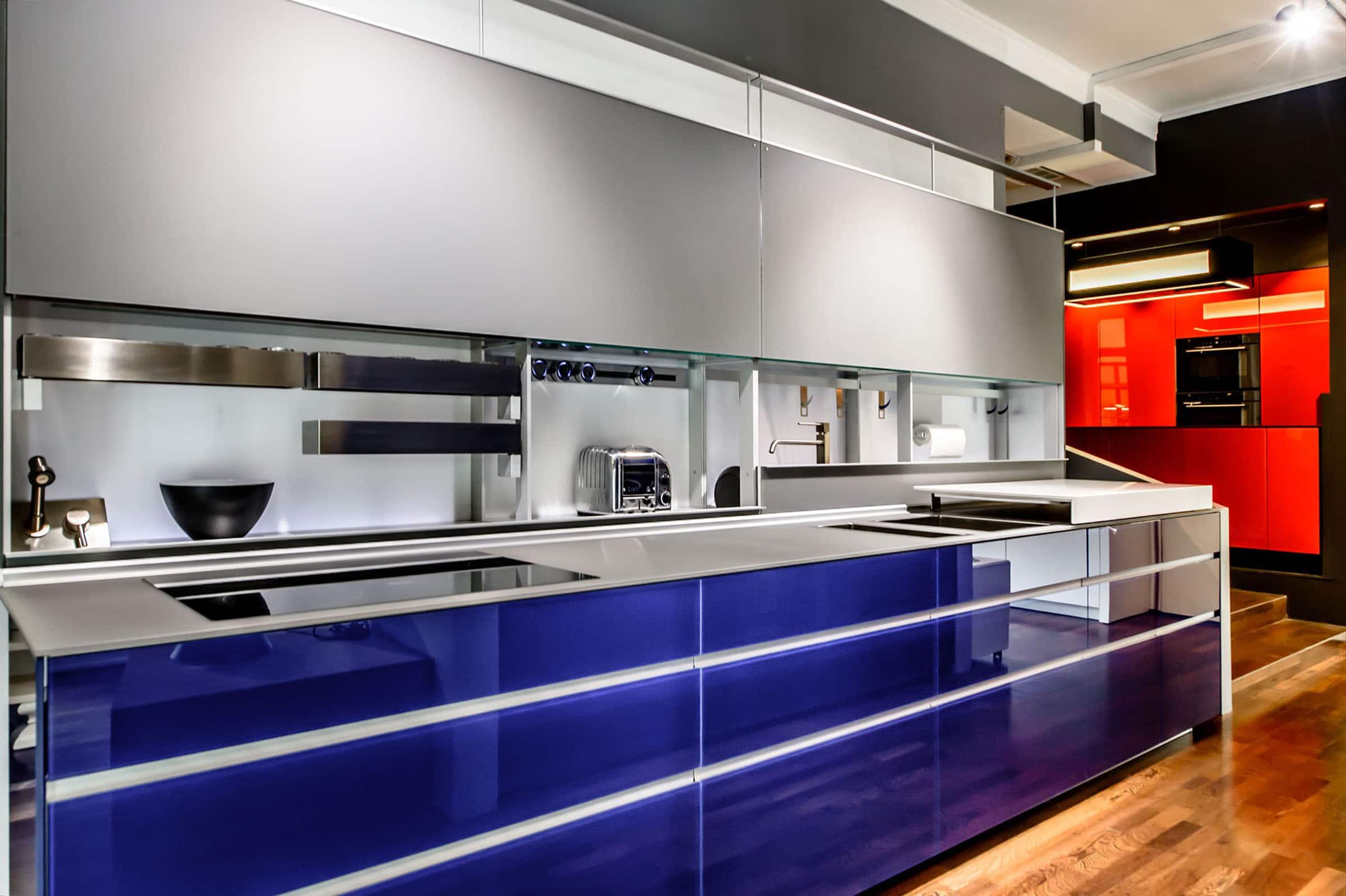 Abverkaufsküche Ludwig6 Valcucine Küchendesignmagazin Lassen Sie