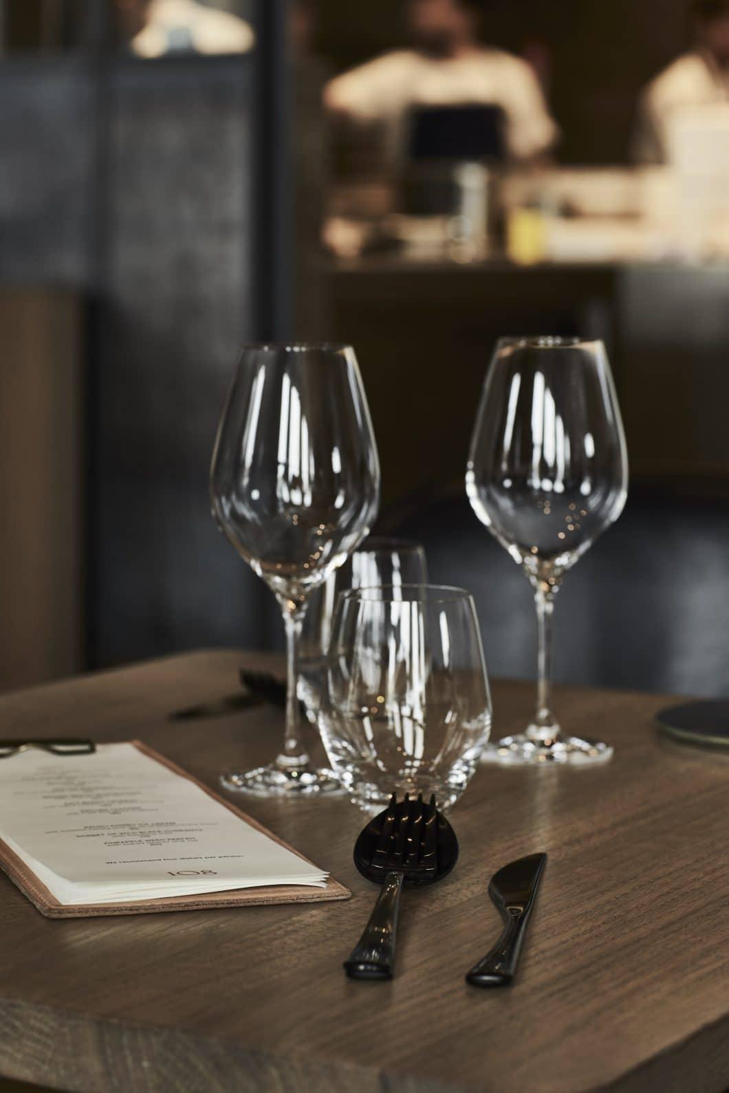 Das erste exklusive Designbesteck der dänischen Firma Table Noir. (Foto: Table Noir)