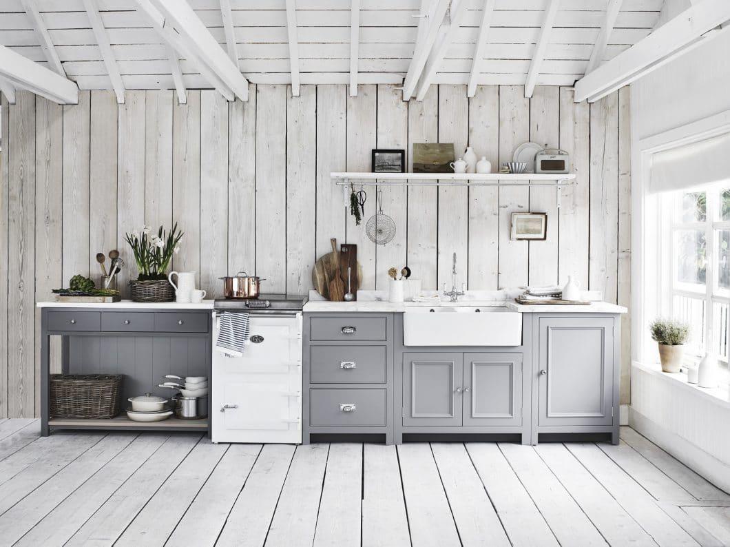 Neptune-Küchen: Der englische Landhausstil kehrt zurück