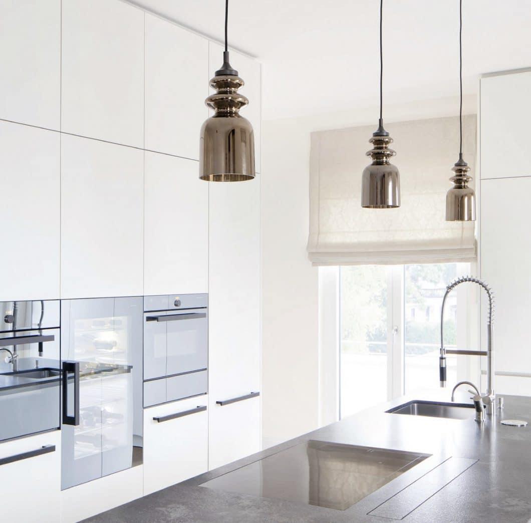 Licht in der Küche: Für Arbeit, Akzente und Atmosphäre