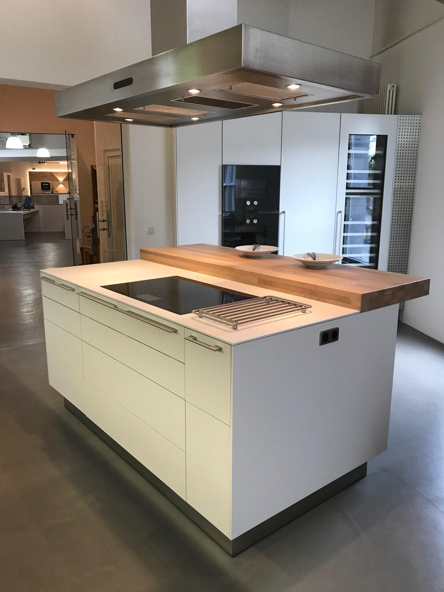 Bulthaup Einbauküche in grau von Küchen Dross&Schaffer in Ingolstadt_4