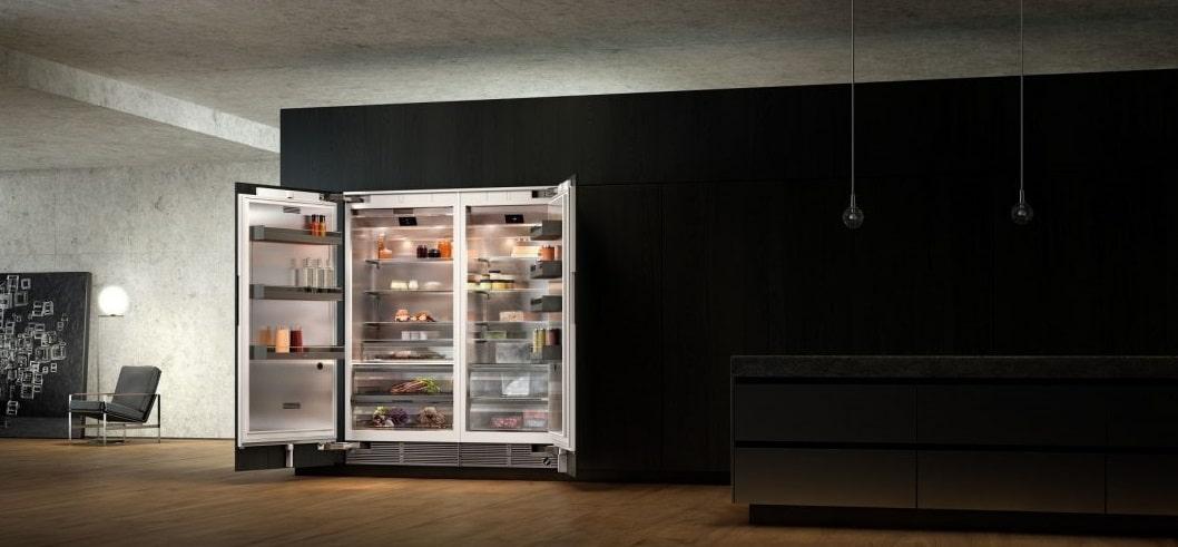 Wr Kuchen Showroom Die Neue Gaggenau Vario Kuhlgerate Serie 400