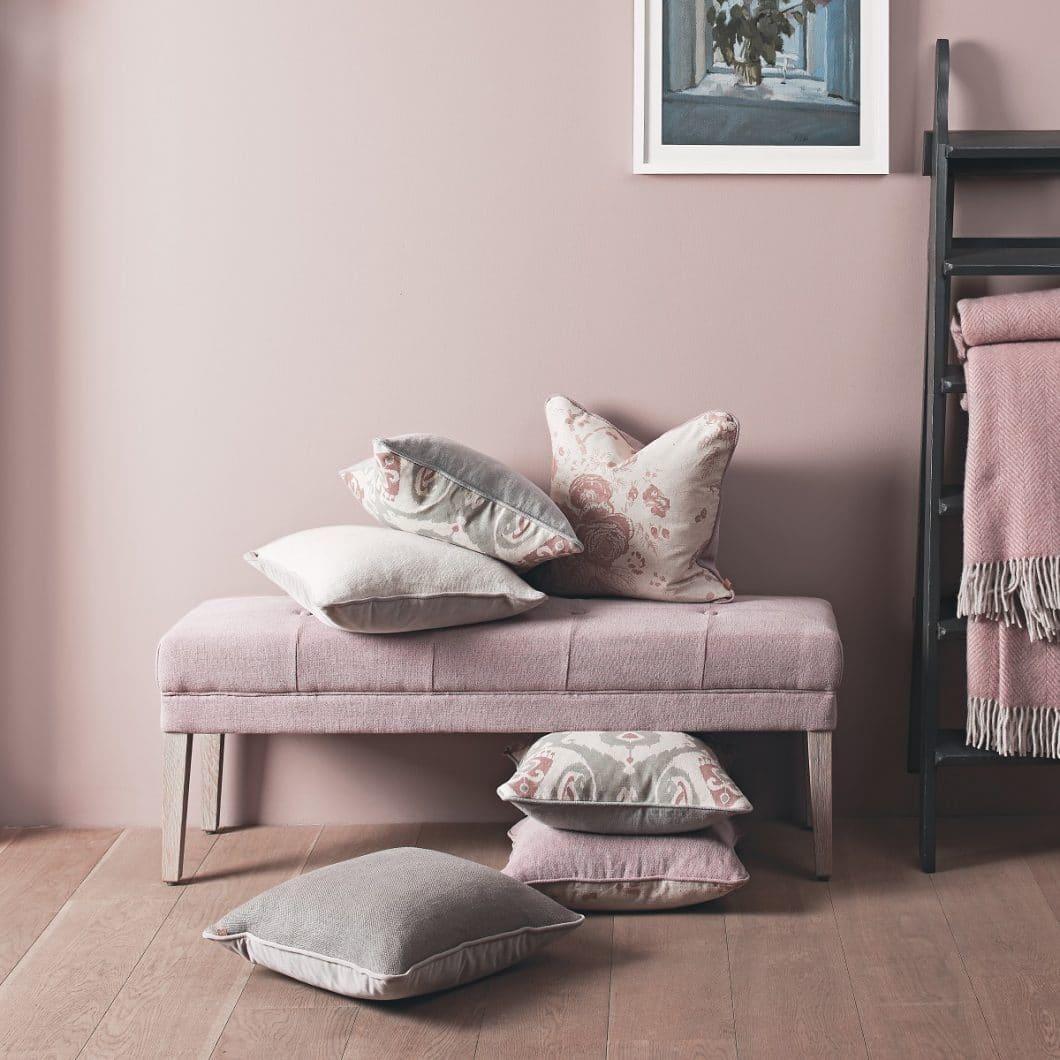 Ein Farbton, der Wände, Möbel, Kissen und Küchen verschönern kann und dem Raum einen fröhlichen, leichten Touch verleiht. (Foto: Neptune)
