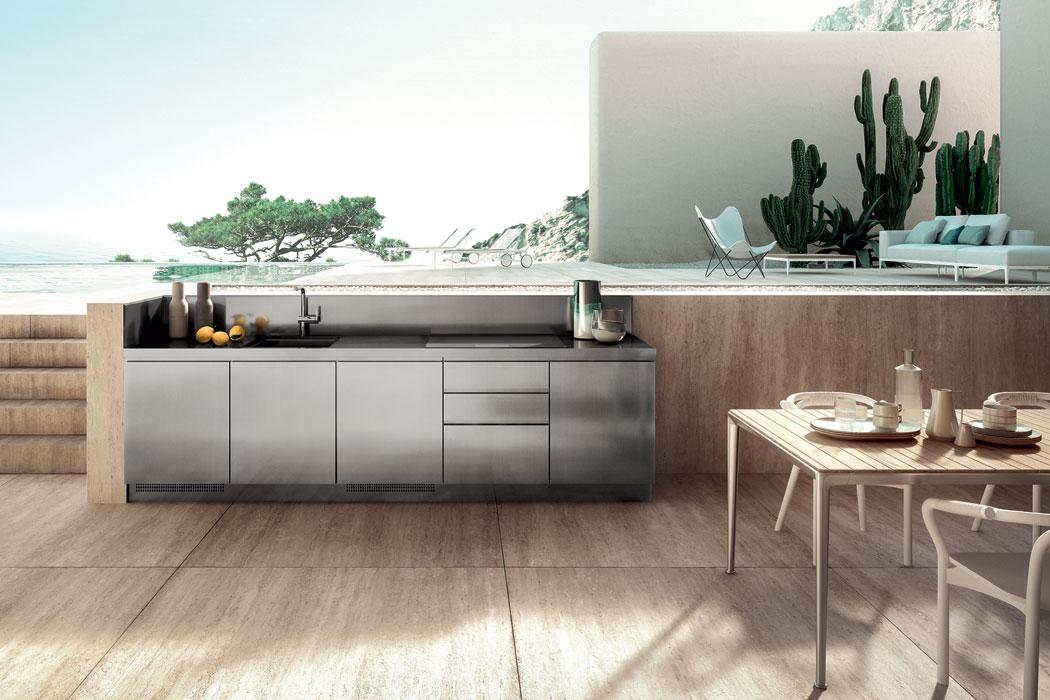 Outdoor Küchen Trend : Abimis eurocucine outdoor küchendesignmagazin lassen sie
