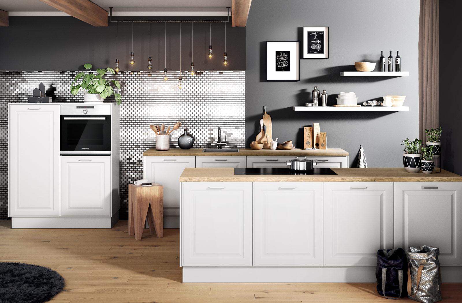 Landhausküchen - KüchenDesignMagazin-Lassen Sie sich inspirieren