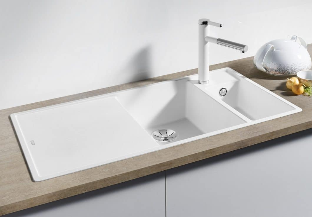 Blanco Silgranit Hart Wie Granit Hitzebestandig Wie Keramik