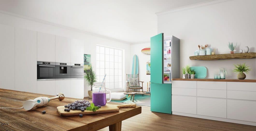 Bosch Hausgeräte ist für funktionelle Produkte bekannt. Nun werden diese auch optisch ausgezeichnet mit mehreren Design-Awards. (Foto: Bosch)