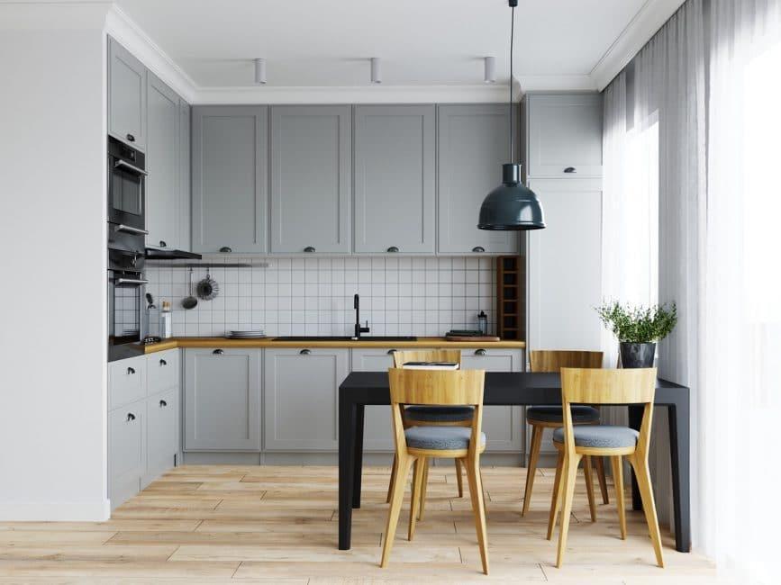 k chen in l form k chendesignmagazin lassen sie sich. Black Bedroom Furniture Sets. Home Design Ideas