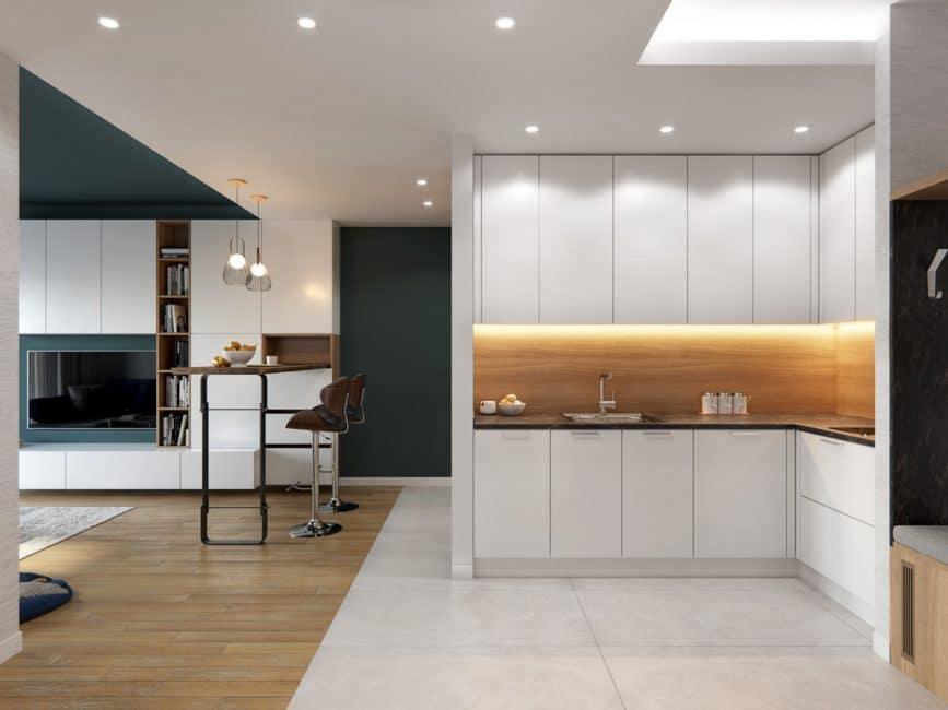 Küchen in L-Form - KüchenDesignMagazin-Lassen Sie sich inspirieren