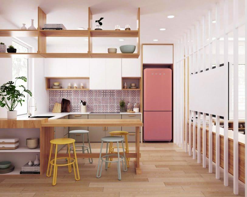 Küchenzeile Mit Retro Kühlschrank : Küche zu verschenken inkl kühlschrank in bayern ettringen