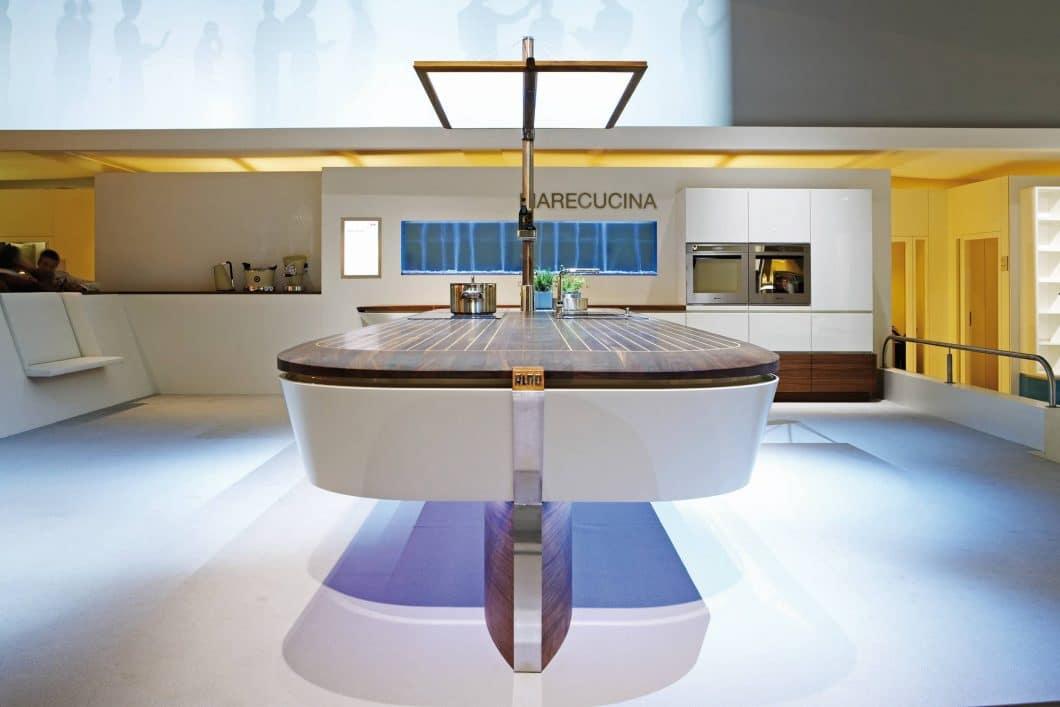 Küchenschmiede Trier - KüchenDesignMagazin-Lassen Sie sich inspirieren