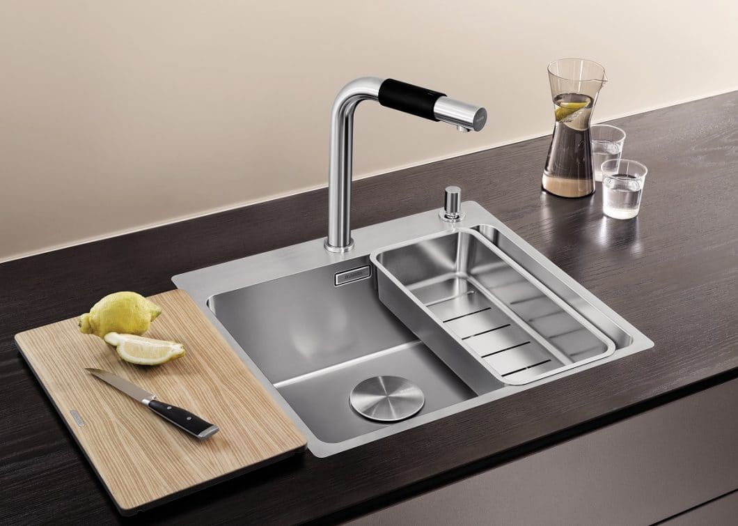 Welche Materialien eignen sich für Küchenspülen ...