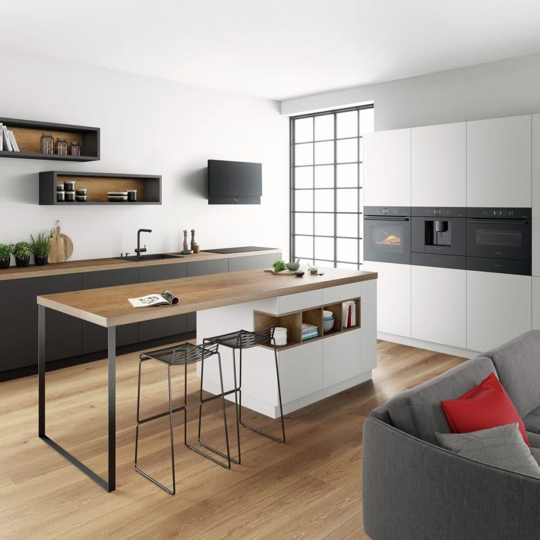 die neue bosch accent line carbon black purismus neu definiert. Black Bedroom Furniture Sets. Home Design Ideas