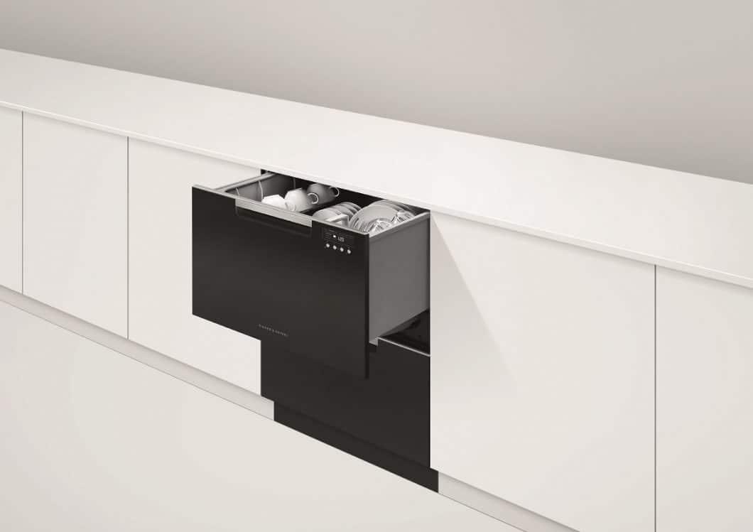 Der DishDrawer™ Double: Eine Schublade als Geschirrspüler