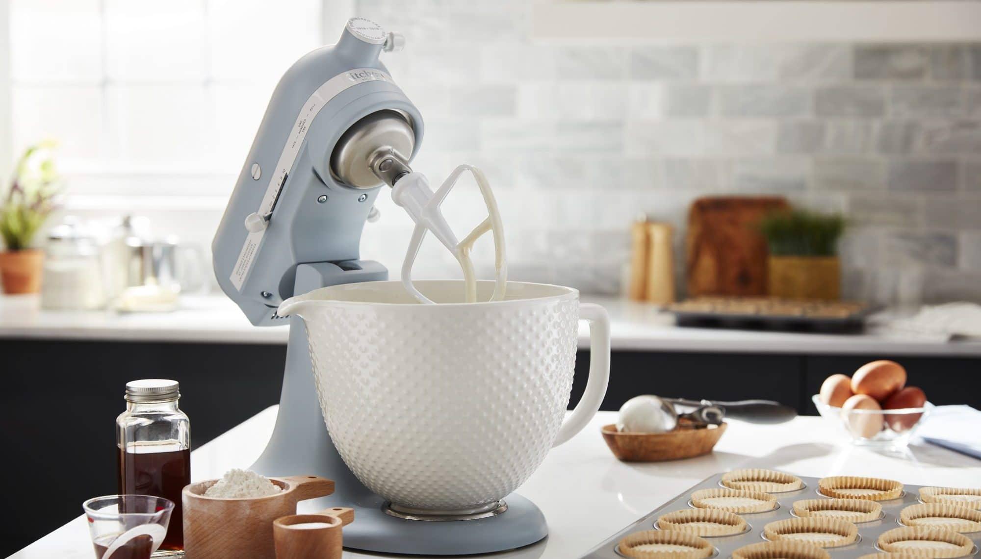 Die Küchenmaschine von KitchenAid: 100. Jubiläum einer Ikone
