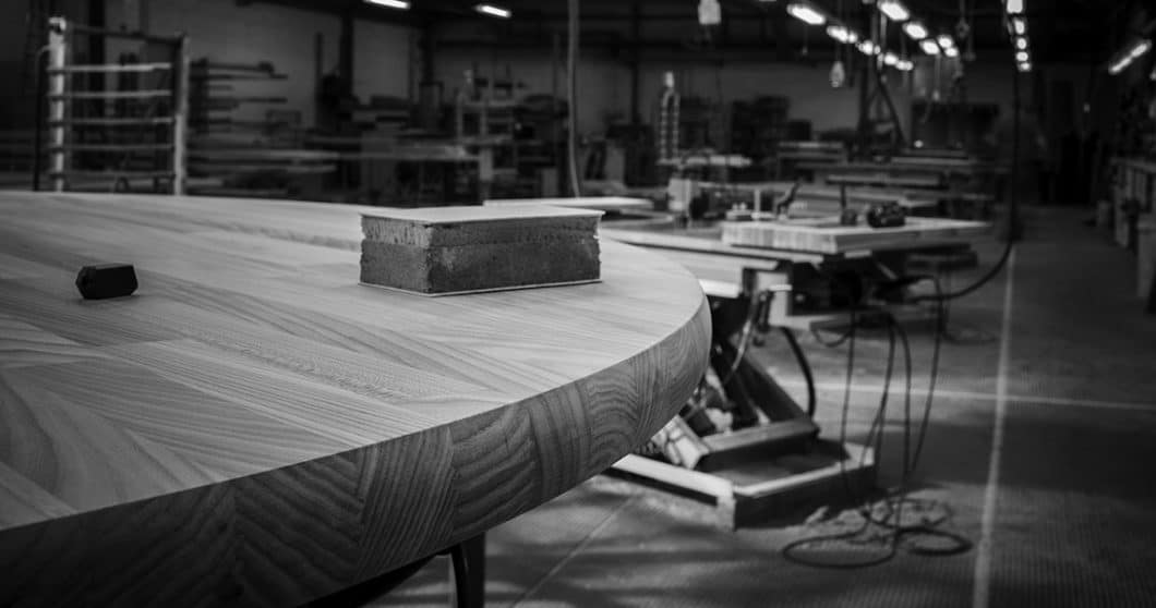 Aus der einstigen Schreinerei im kleinen dänischen Ort Vamdrup ist ein europaweit agierendes, angesehenes Möbelunternehmen geworden. (Foto: SPEKVA)