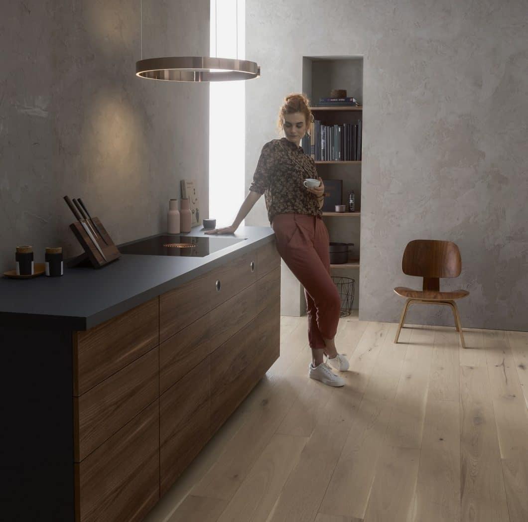 Passt sich der Umgebung des Kunden an - und nicht umgekehrt: das neue BORA Pure kann farblich elegant auf das Küchenambiente und die persönlichen Vorlieben des Nutzers abgestimmt werden. Gleichzeitig ermöglicht es einen hohen Grad an Effizienz. (Foto: BORA)