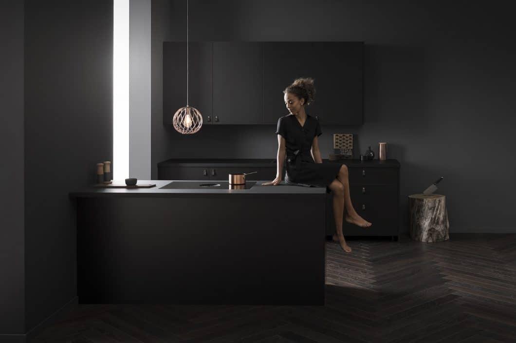 Fügt sich minimalistisch und elegant in moderne Wohnumgebungen ein - und arbeitet flüsterleise für eine angenehme Raumsituation. (Foto: BORA)