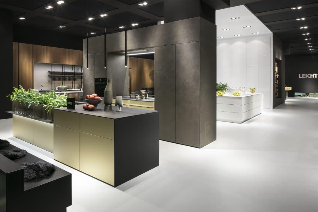 LEICHT Küchen AG | Living Kitchen 2019 Cologne - KüchenDesignMagazin ...