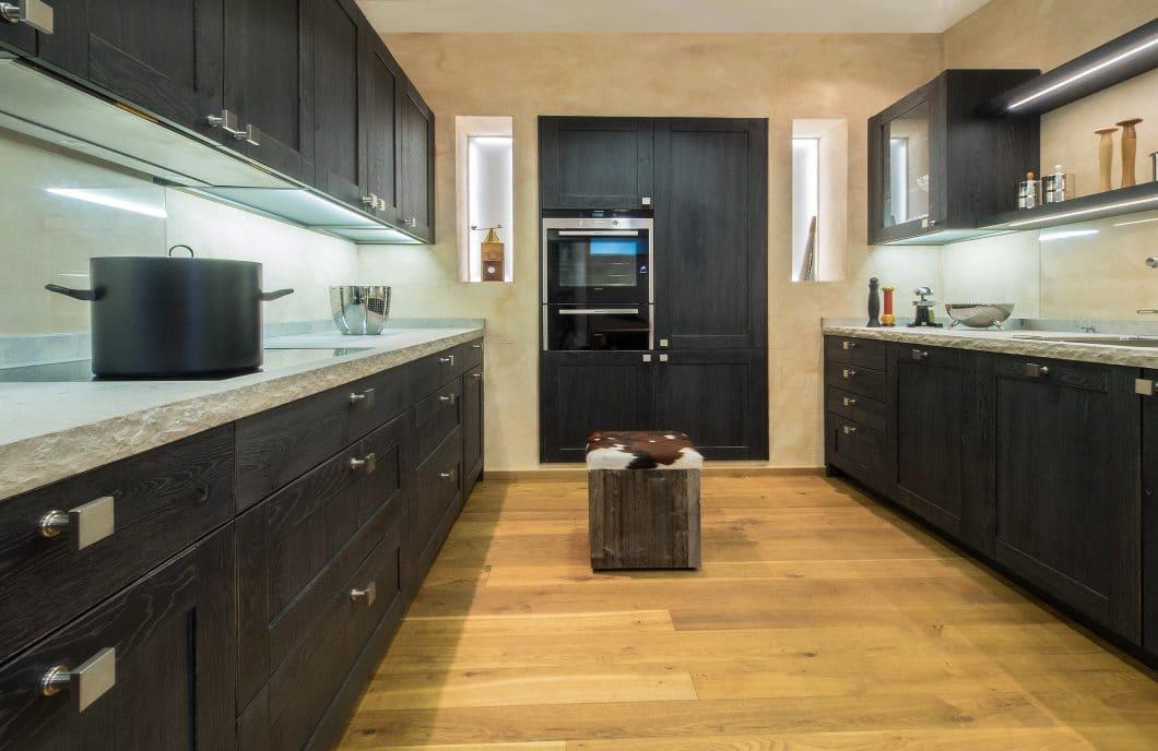 fotogalerie mit schwarzen küchen lassen sie sich inspirieren
