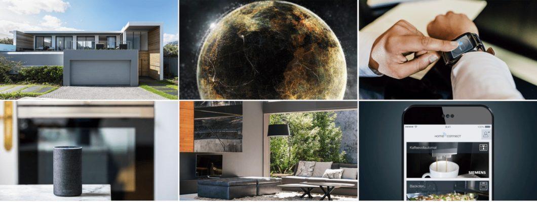 Die Welt des Trendsetters dreht sich um neue Technik, hochwertige Gadgets für ein modernes Zuhause und selbstbestimmte, gesunde Optimierung. (Foto: Siemens Hausgeräte)