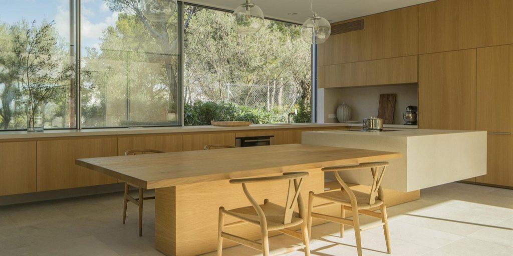 Lebensraum Küche: Luxusküchenhersteller wie bulthaup operieren ab 50.000 Euro aufwärts. (Foto: bulthaup)