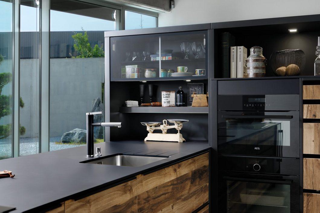 Küchen im Industrial Style von SCHMIDT Küchen Karlsruhe