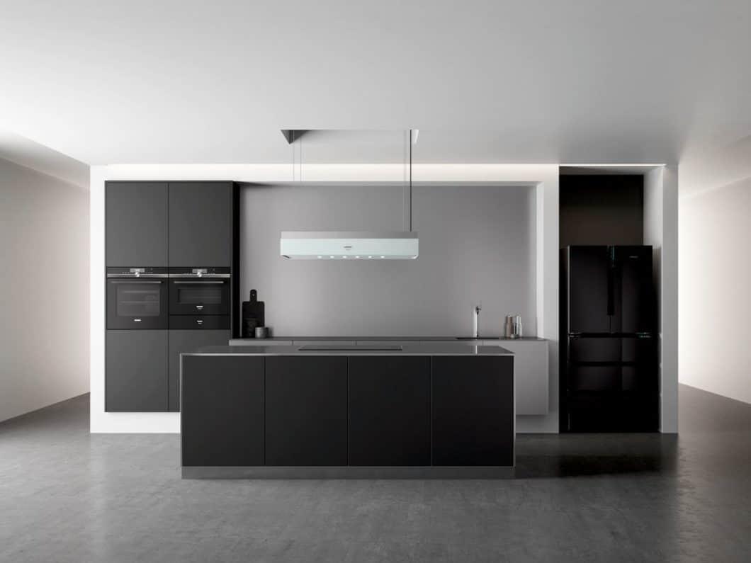 Die IFA 2019 stand bei Küchengeräten ganz im Zeichen des Smart Homes. Im Fokus: die Sprachsteuerung der intelligenten Geräte. (Foto: Siemens Hausgeräte)