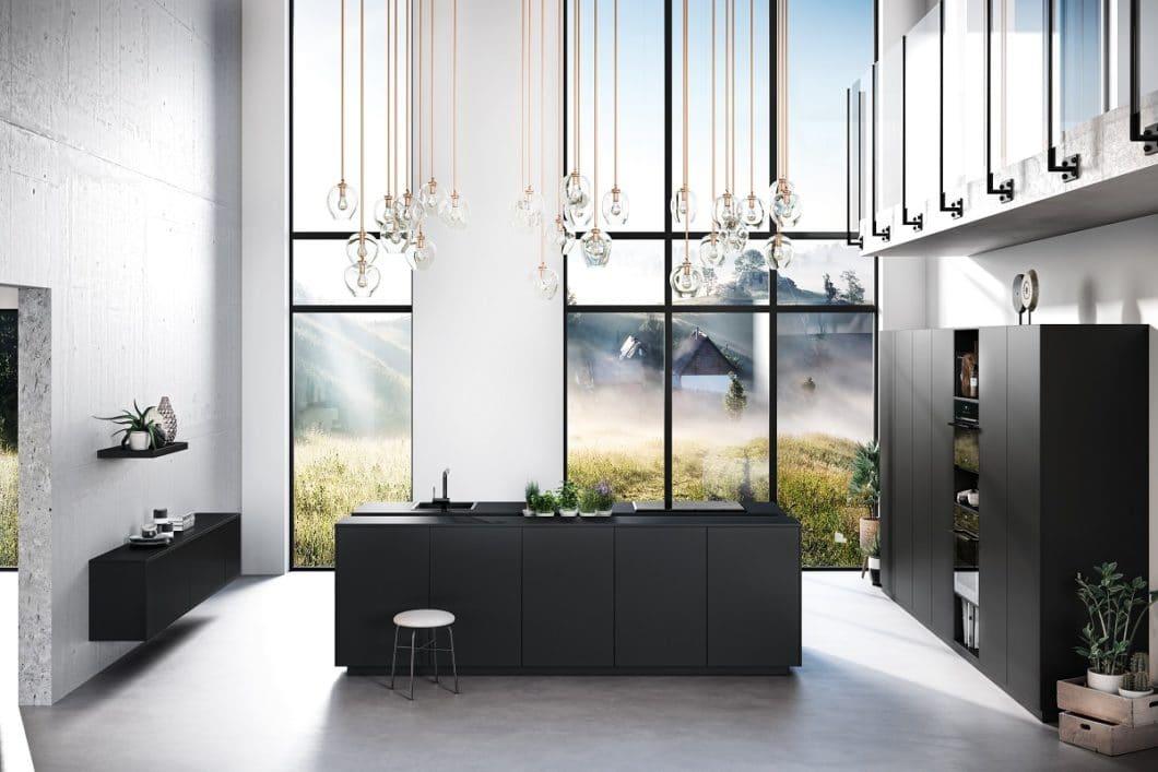 Die Küchentrends für 2020 lassen sich schon jetzt ablesen aus den Messeneuheiten der IFA und Küchenmeile A30. Was erwartet uns im neuen Küchenjahr? Wir verraten die Trends. (Foto: Rotpunkt)