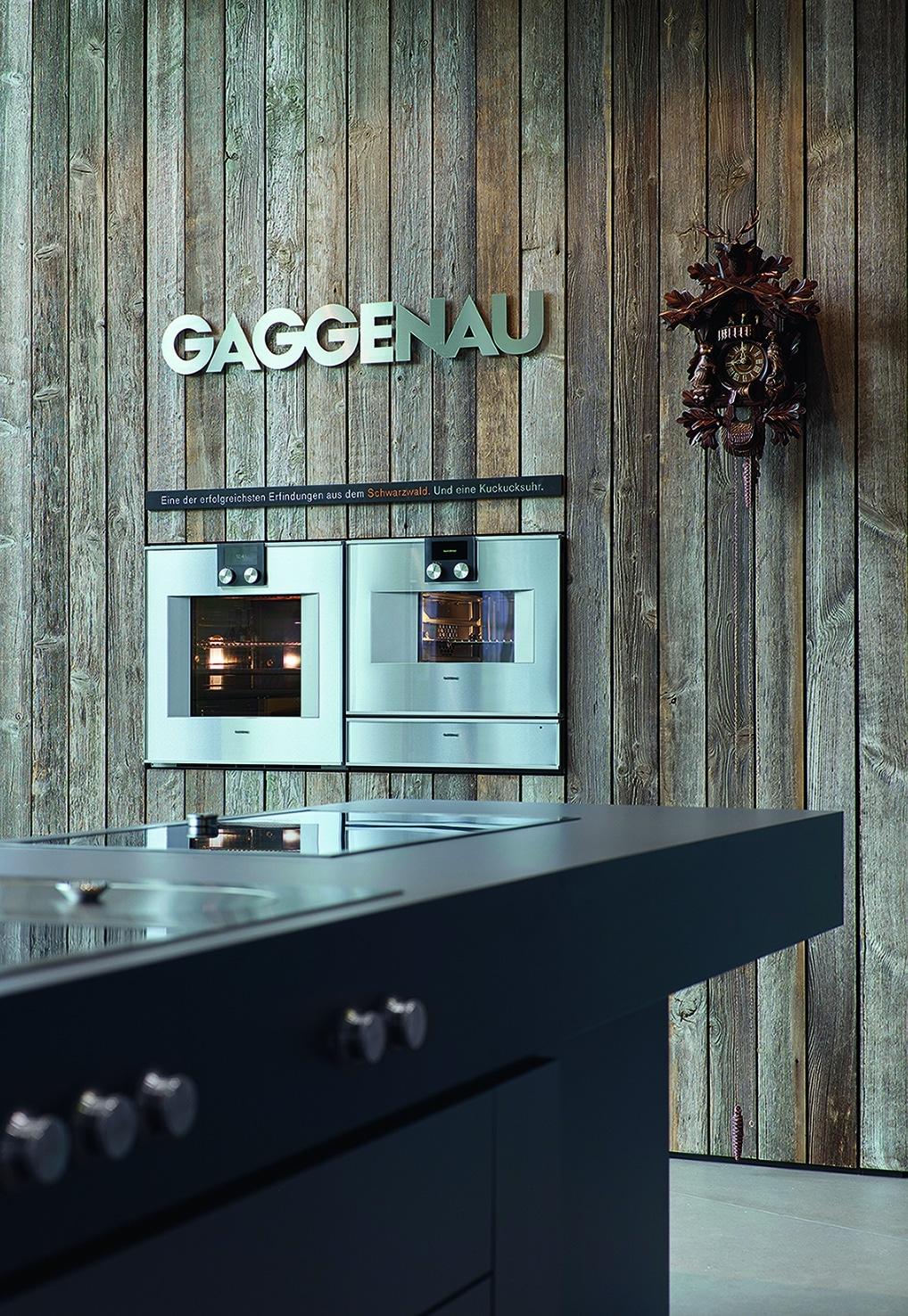 Eleganz, Ästhetik und Luxus dicht geballt auf funktionalen 60 Zentimetern: Gaggenau Dampfbacköfen feiern in diesem Jahr bereits ihr 20. Jubiläum - und sind perfekt ausgereift wie nie zuvor. (Foto: Gaggenau)